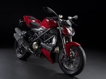 Free Ducati Streetfighter 2009 Normal