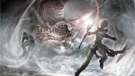 Free Fantasy War Scene