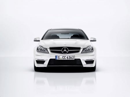 Free 2012 Mercedes C63 Amg Coupe