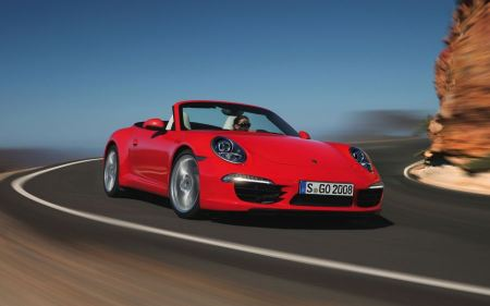 Free 2012 Porsche 911 Carrera S Cabriolet