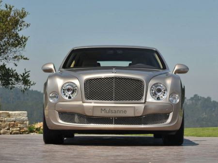 Free Bentley Mulsanne