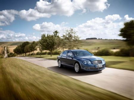 Free Bentely Continental Flying Spur 12my Series 51