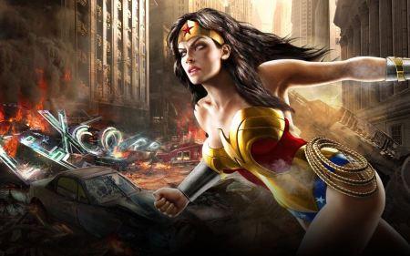 Free Wonder Woman DC Universe Online