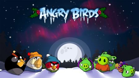 Free Angry Birds Seasons Hd