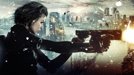 Free Resident Evil 5: Retribution Milla Jovovich
