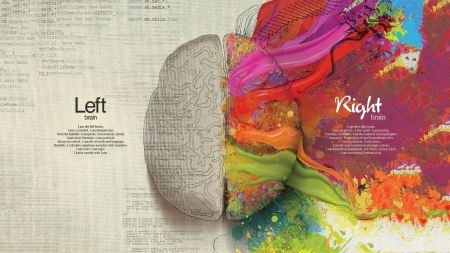 Free Brain Code Imagination Creative Artwork