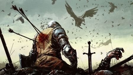 Free Death Battle Knights Fantasy