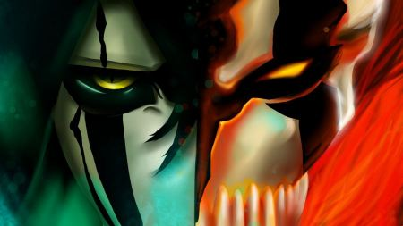 Free Paintings Bleach Ichigo Kurosaki Digital Fan Art