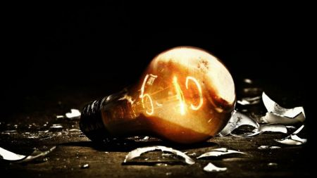 Free Abstract Lights Broken Photography Light Bulbs Bulb