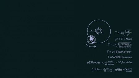 Free Science Minimalistic Patterns Vector Templates Physics Mathematic