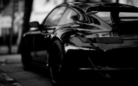 Free Black Porsche Cars Photography Monochrome Porche 911 Greyscale Bl