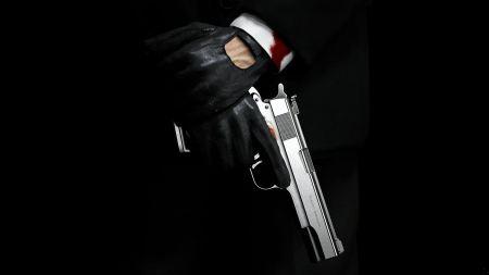 Free Hitman Gun