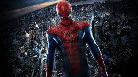 Free Dark Spider-Man Wallpaper