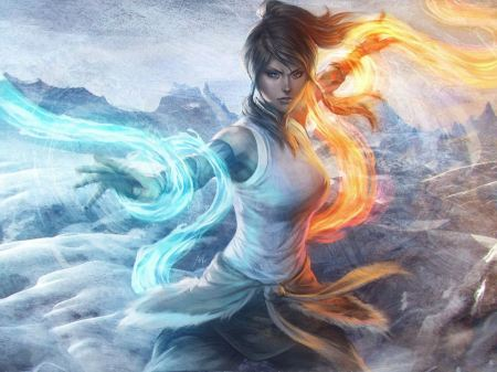 Free The Legend of Korra Fire and Ice
