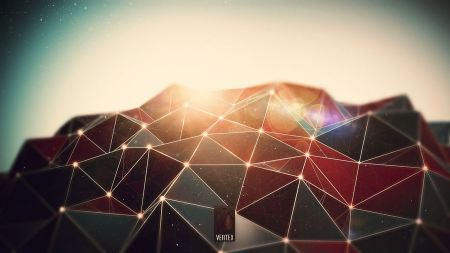 Free 3D Multicolor Vertex Design