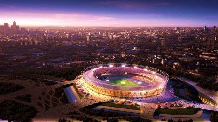 Free London 2012 Olympics Village