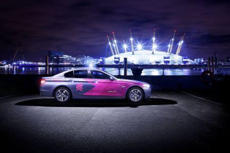 Free 2012 London Olympics Stadium and BMW Car