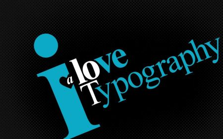 Free Text Quotes I Love Typography Artwork Post