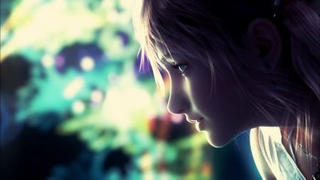Free Final Fantasy XIII Serah Farron