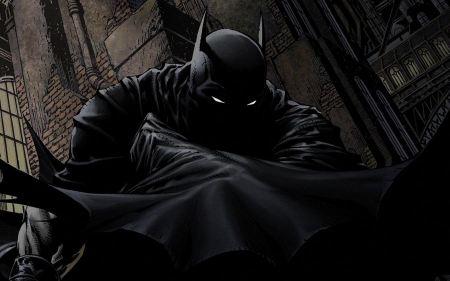 Free Batman Mask Eyes Black Dark Dc Comics Bat Buildings