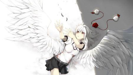Free Angel Anime Girl