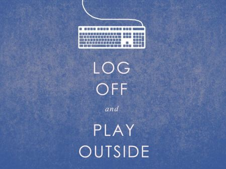 Free Minimalistic Typography Video Games Keyboards Play Outdoors Keep