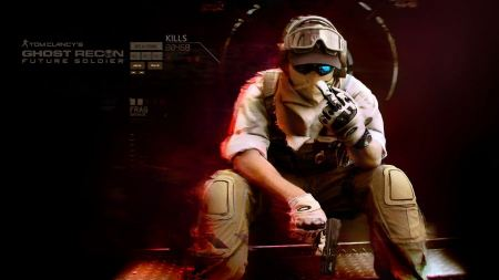 Free Ghost Recon Future Soldier Middle Finger