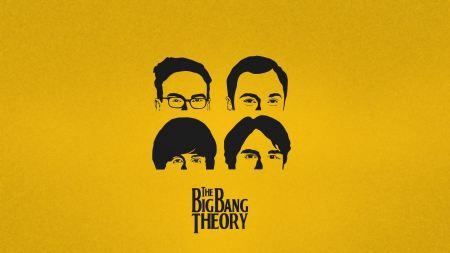 Free Minimalist The Big Bang Theory Characters