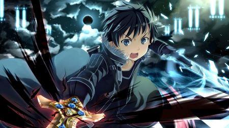 Free Kirito with Sword