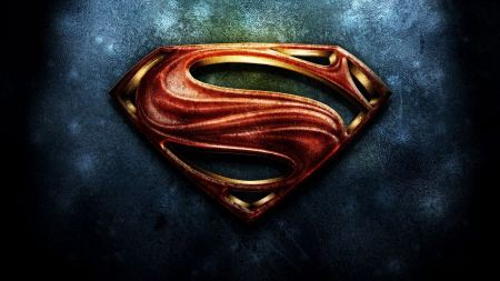 Free Superman Logo Man of Steel