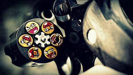 Free Guns Bullets Yahoo Smilies