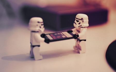 Free Star Wars Lego Storm Troopers Macro Photography
