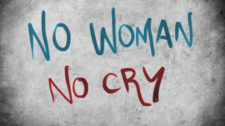 Free Minimal Quotes No Woman No Cry