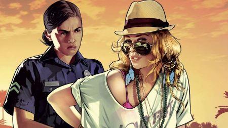 Free Grand Theft Auto V Poster