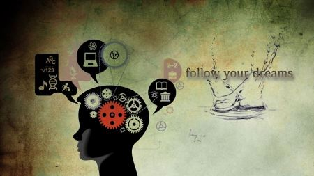 Free Follow Your Dreams Artwork