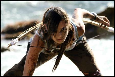 Free Lara Croft Tomb Raider Cosplay