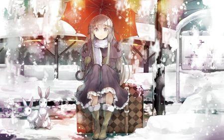 Free Yosuga Kasugano in Snow
