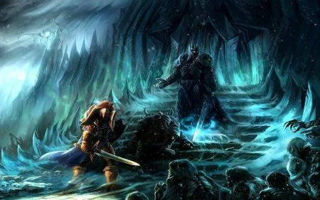 Free World Of Warcraft Wrath Of The Lich King Fantasy Art Arthas
