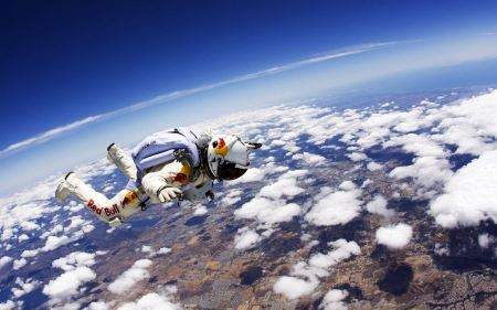 Free Freefalling in Space