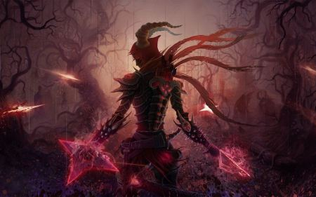 Free Demon Hunter Diablo III