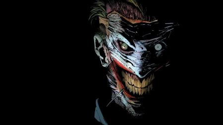 Free Dc Comics The Joker Masks Smiling
