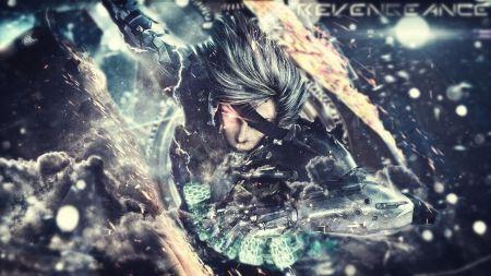 Free Metal Gear Rising: revengeance