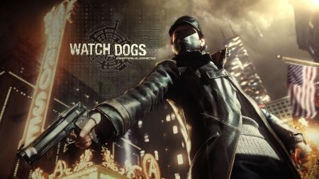Free Watch Dogs Game Wallpaper