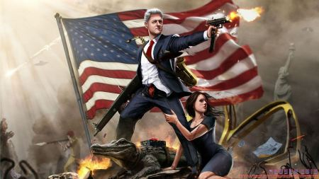 Free Presidents Of The United States Bill Clinton And Monica Lewinski