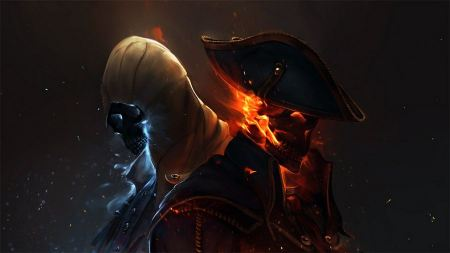 Free Assassins Creed Fantasy Art Wallpaper