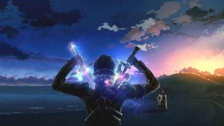 Free Swords Kirigaya Kazuto Vs Kayaba Akihiko