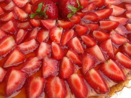Free Strawberry Tart