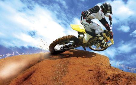Free Motocross Bike Jump