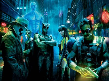 Free Watchmen Characters
