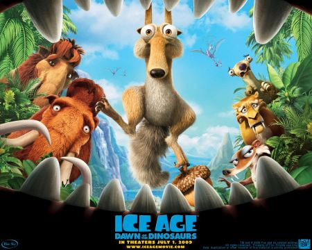 Free Ice Age 2 Characters